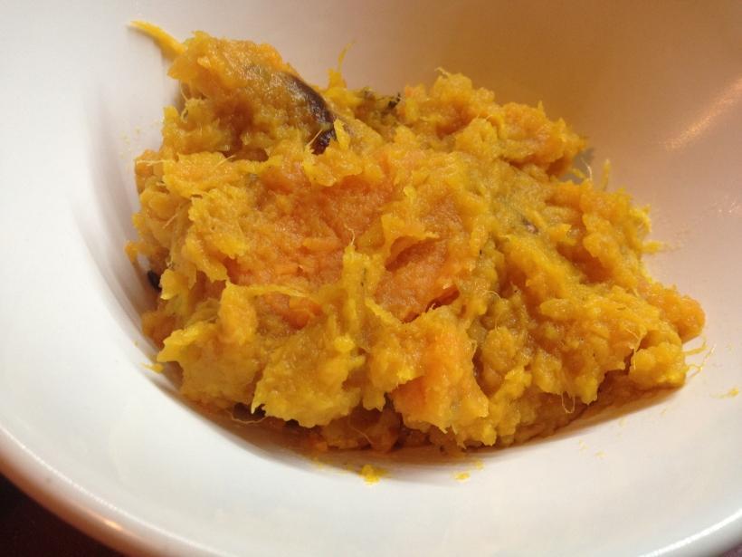 Oh, wie yummi: Süßkartoffelpüree