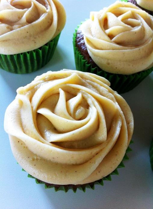 Veganer Cupcake